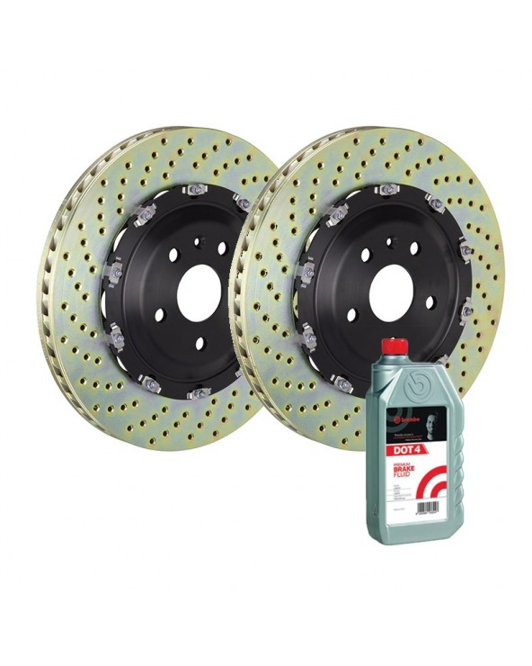 Brembo 09.A621.11 COATED DISC LINE Bremsscheibe 1 St/ück