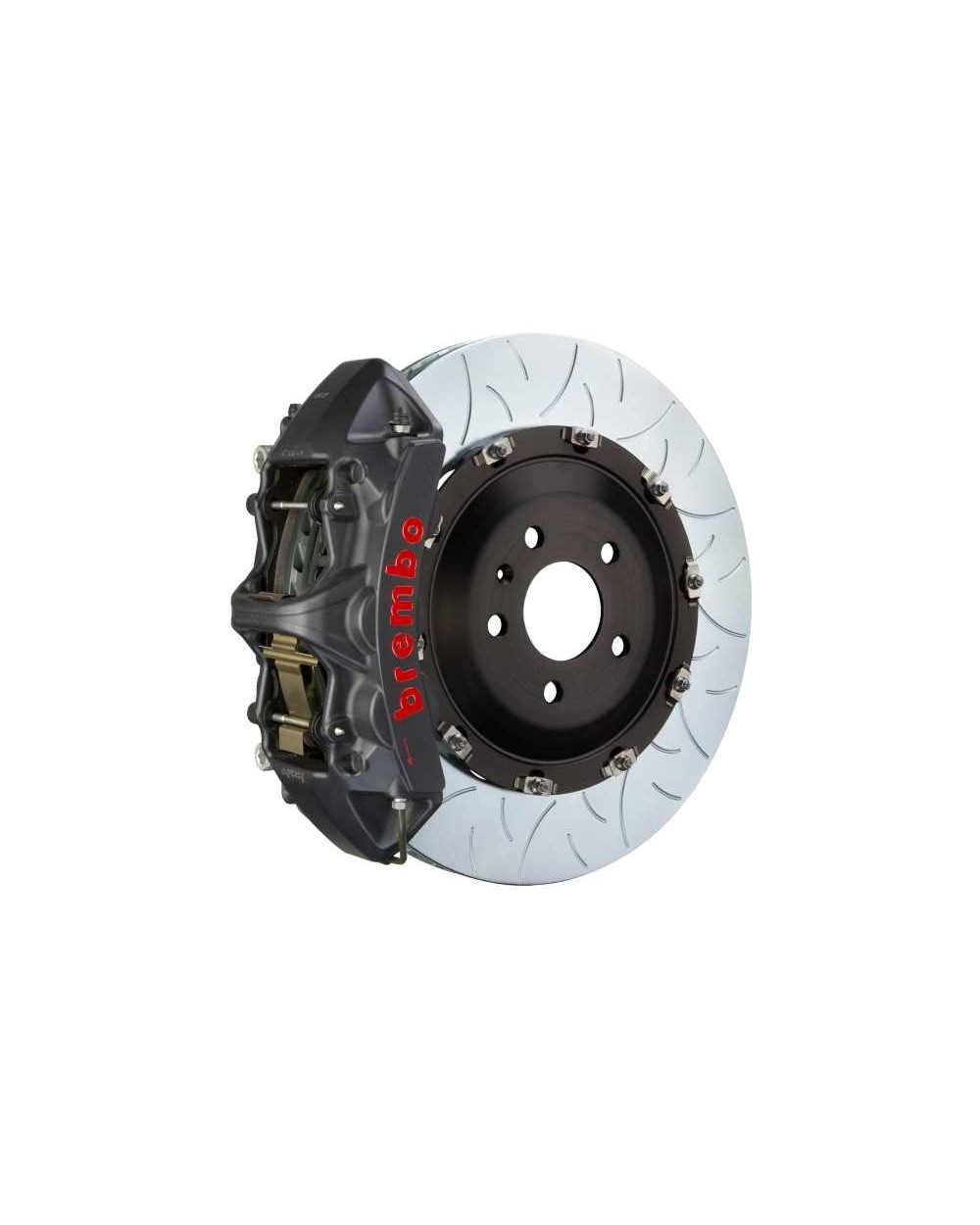 BRAKENETIC SPORT Drilled Slotted Brake Rotors 2WD 1//2 Ton BNS44097.DS FRONT