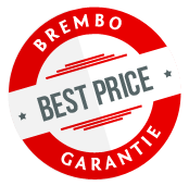 Brembo Best Price Garantie